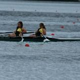 Sara Wright and Maddi Frazer Novice 2x