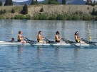 Girls Novice 4X